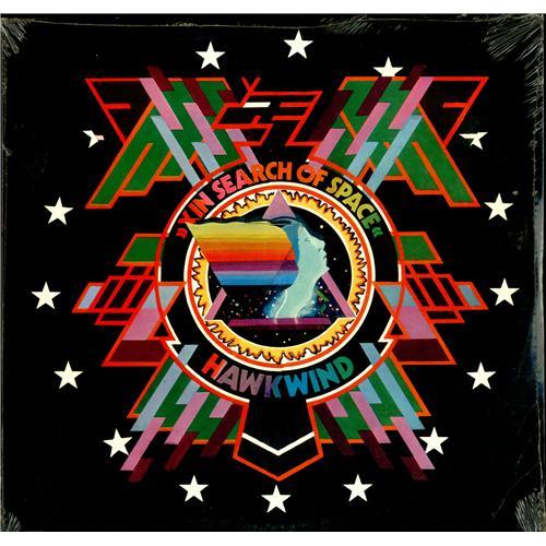 Hawkwind In Search Of Space Sealed Us Vinyl Lp Album Lp