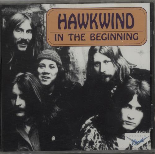 Hawkwind In The Beginning CD album (CDLP) UK HWKCDIN669552