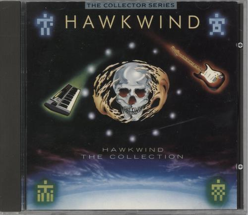 Hawkwind The Collection CD album (CDLP) UK HWKCDTH257019