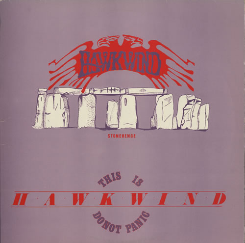 Hawkwind This Is Hawkwind, Do Not Panic - 2nd 2-LP vinyl record set (Double Album) UK HWK2LTH64323