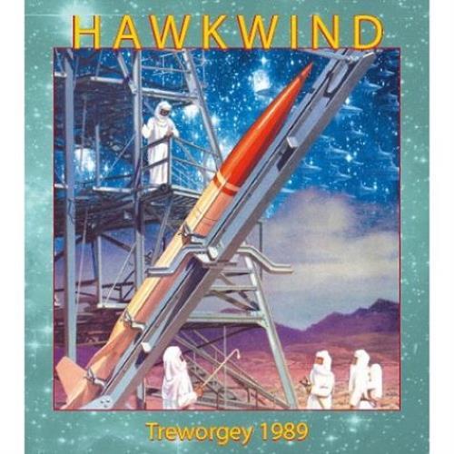 Hawkwind Treworgey Tree Fayre 1989 2 CD album set (Double CD) UK HWK2CTR494899