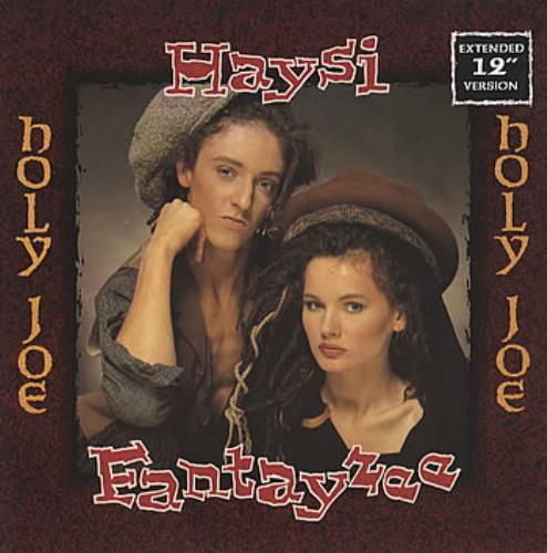 """Haysi Fantayzee Holy Joe 12"""" vinyl single (12 inch record / Maxi-single) UK HSI12HO35576"""