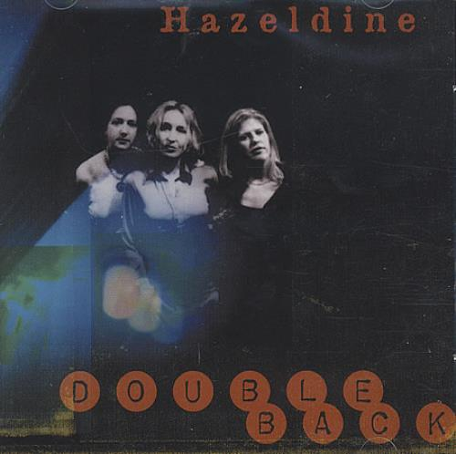 Hazeldine Double Back CD album (CDLP) German HC7CDDO396930