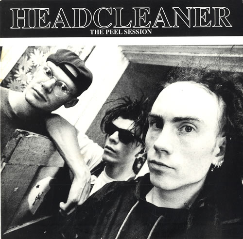 "Headcleaner The Peel Session 10"" vinyl single (10"" record) UK HCL10TH553612"