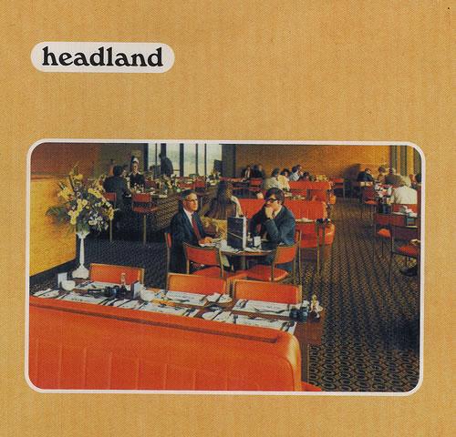 "Headland Ep #1 CD single (CD5 / 5"") UK HFBC5EP480716"