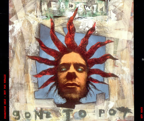 "Headswim Gone To Pot CD single (CD5 / 5"") UK HDSC5GO511612"