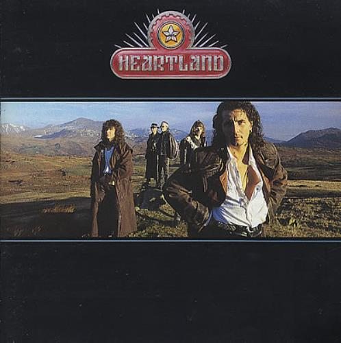 Heartland Heartland UK CD album (CDLP) (376429)