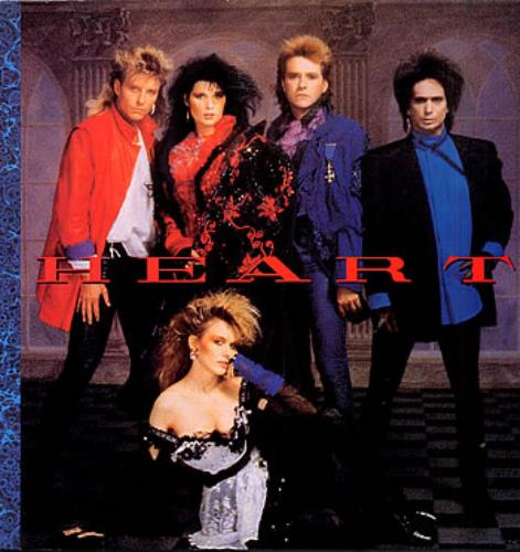 Heart Heart Uk Vinyl Lp Album Lp Record 296613
