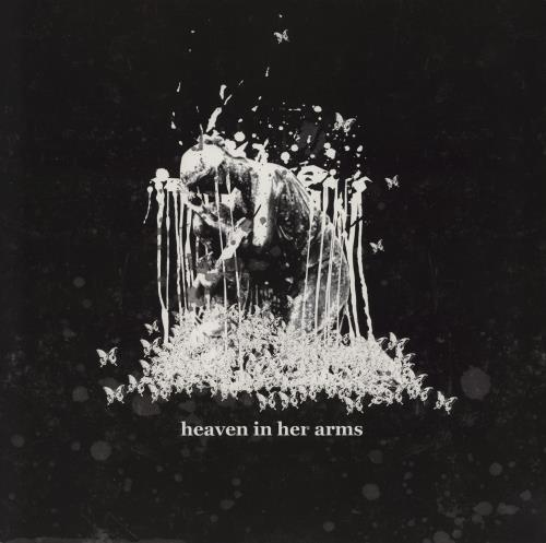 Heaven In Her Arms Erosion Of The Black Speckle - Red and Silver Vinyl 2-LP vinyl record set (Double Album) UK 2EF2LER758010