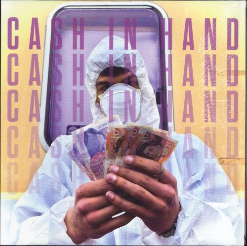 "Heavy Rapids Cash In Hand 12"" vinyl single (12 inch record / Maxi-single) UK 29C12CA768301"