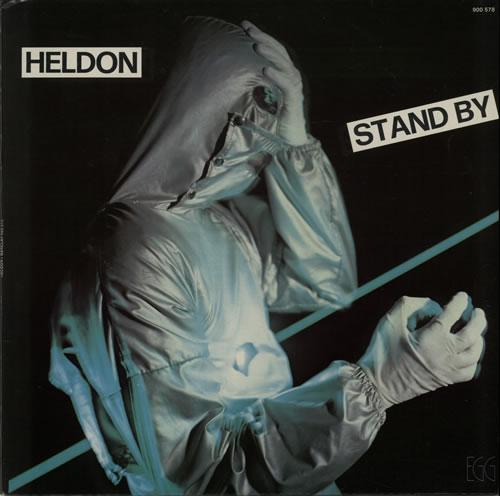 Heldon Stand By vinyl LP album (LP record) French LEHLPST632438