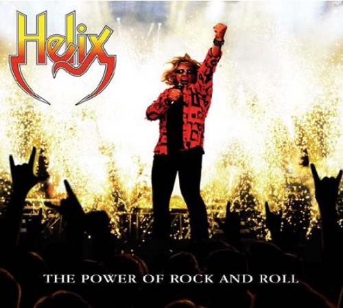 Helix The Power Of Rock And Roll CD album (CDLP) UK HLXCDTH411306