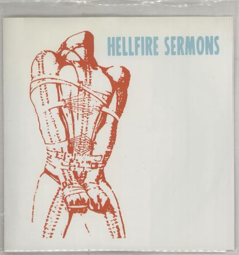 """Hellfire Sermons Covered In Love - Numbered 7"""" vinyl single (7 inch record) UK I6L07CO671385"""