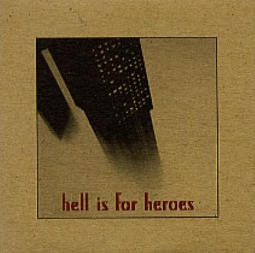 """Hell Is For Heroes Sick/Happy CD single (CD5 / 5"""") UK H/HC5SI239008"""