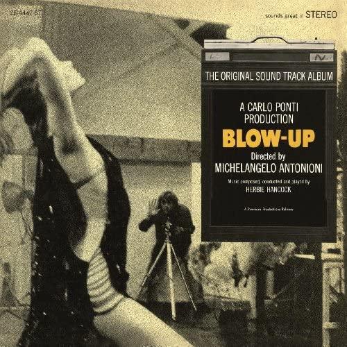 Herbie Hancock Blow-Up - 180 Gram Vinyl vinyl LP album (LP record) UK HHALPBL770671