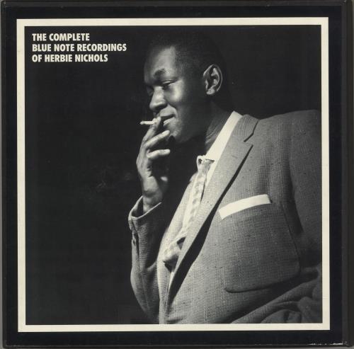 Herbie Nichols The Complete Blue Note Recordings Of Herbie Nichols Vinyl Box Set US HNIVXTH733695