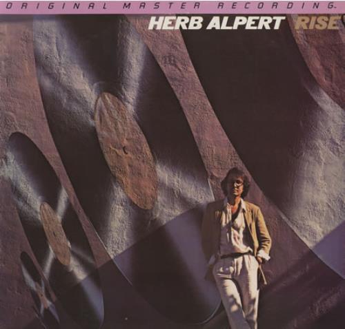 Herb Alpert Rise - 180gm vinyl LP album (LP record) US HBALPRI399195