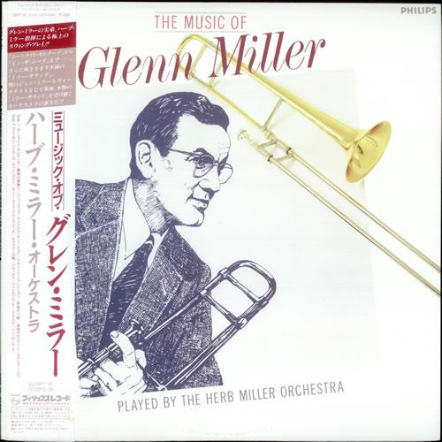 Herb Miller The Music Of Glenn Miller vinyl LP album (LP record) Japanese HJTLPTH526313