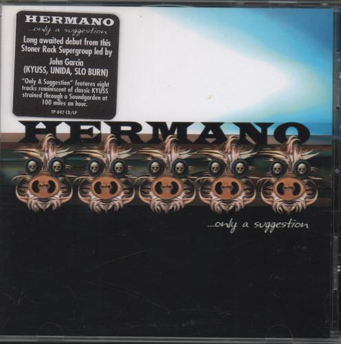 Hermano ...Only A Suggestion CD album (CDLP) US I8RCDON674261