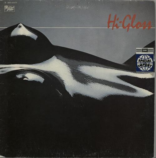 Hi-Gloss Hi-Gloss vinyl LP album (LP record) French HI2LPHI625138