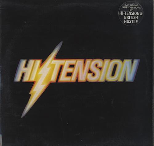 Hi-Tension Hi-Tension + Poster vinyl LP album (LP record) UK H-2LPHI401178
