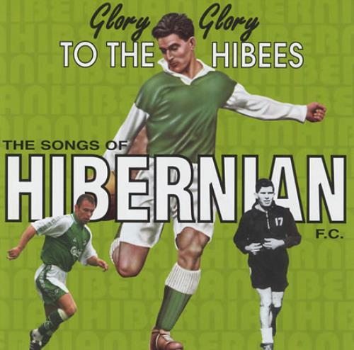 Hibernian FC Glory Glory To The Hibees CD album (CDLP) UK HIBCDGL351958