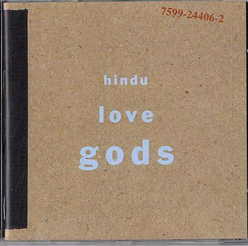 Hindu Love Gods Hindu Love Gods CD album (CDLP) German HLGCDHI335712