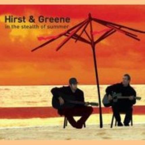 Hirst & Green In The Stealth Of Summer CD album (CDLP) Australian H&GCDIN321013