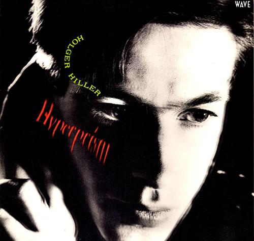Holger Hiller Hyperprism vinyl LP album (LP record) Japanese HD7LPHY555800