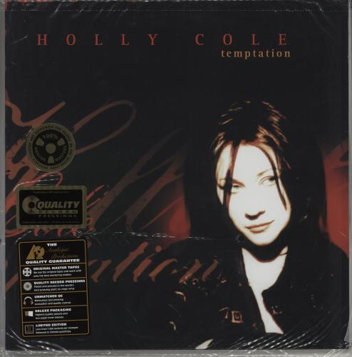 Holly Cole Temptation + Bonus Tracks - 200gm - Sealed 2-LP vinyl record set (Double Album) US HCO2LTE759519