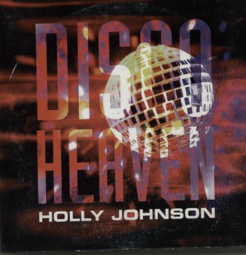 "Holly Johnson Disco Heaven CD single (CD5 / 5"") UK HJOC5DI143495"