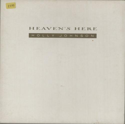 """Holly Johnson Heaven's Here - Box 7"""" vinyl single (7 inch record) UK HJO07HE69567"""