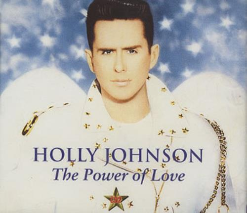 "Holly Johnson The Power Of Love CD single (CD5 / 5"") UK HJOC5TH183955"