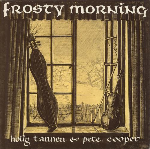 Holly Tannen Frosty Morning vinyl LP album (LP record) UK QQXLPFR694850