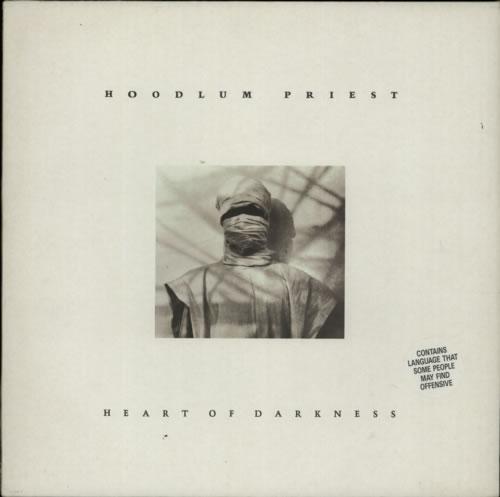 Hoodlum Priest Heart Of Darkness vinyl LP album (LP record) UK H03LPHE622355