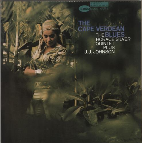Horace Silver The Cape Verdean Blues - 45RPM 180 Gram 2-LP vinyl record set (Double Album) US HAO2LTH728382