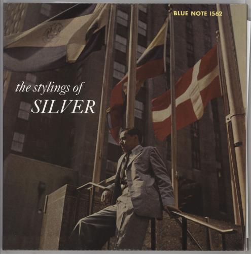 Horace Silver The Stylings Of Silver - 45RPM 180 Gram 2-LP vinyl record set (Double Album) US HAO2LTH728372
