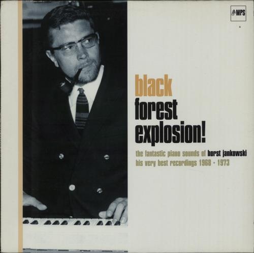 Horst Jankowski Black Forest Explosion! vinyl LP album (LP record) German HPWLPBL668849