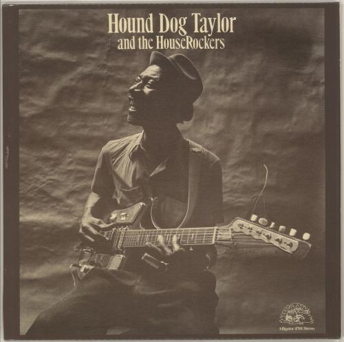 Hound Dog Taylor Hound Dog Taylor And The HouseRockers - Sealed vinyl LP album (LP record) Italian HQ-LPHO727739