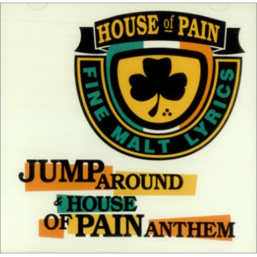 House Of Pain Jump Around / House Of Pain Anthem CD Single (CD5 / 5