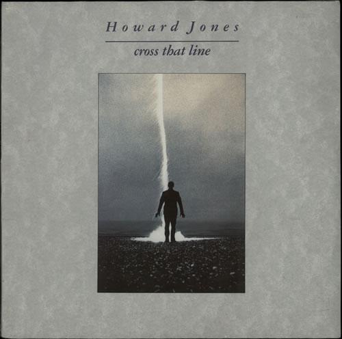 Howard Jones Cross That Line - Sealed vinyl LP album (LP record) UK HOWLPCR574142