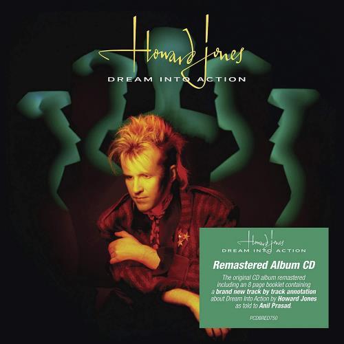 Howard Jones Dream Into Action - Sealed CD album (CDLP) UK HOWCDDR770932
