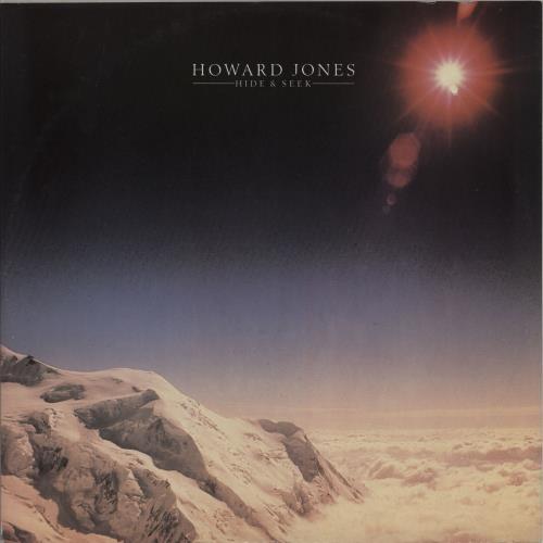 "Howard Jones Hide & Seek 12"" vinyl single (12 inch record / Maxi-single) UK HOW12HI15197"