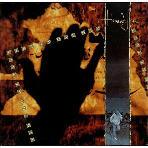 "Howard Jones Life In One Day 12"" vinyl single (12 inch record / Maxi-single) UK HOW12LI37568"