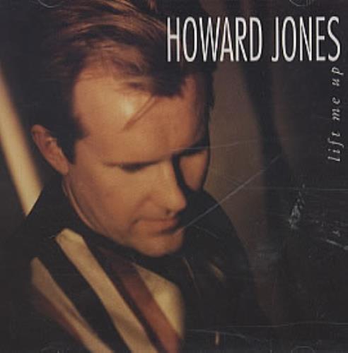 "Howard Jones Lift Me Up CD single (CD5 / 5"") UK HOWC5LI21563"
