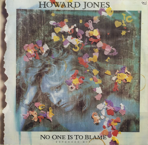 "Howard Jones No One Is To Blame 12"" vinyl single (12 inch record / Maxi-single) UK HOW12NO20227"