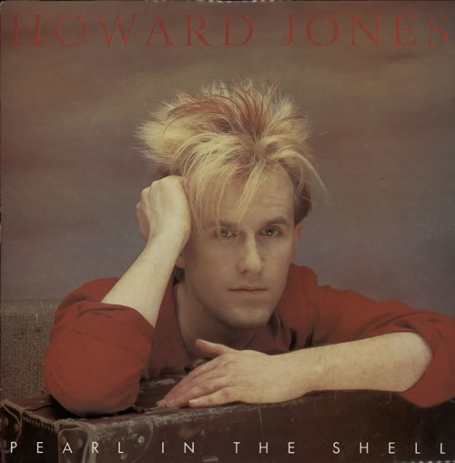 "Howard Jones Pearl In The Shell 12"" vinyl single (12 inch record / Maxi-single) UK HOW12PE27955"