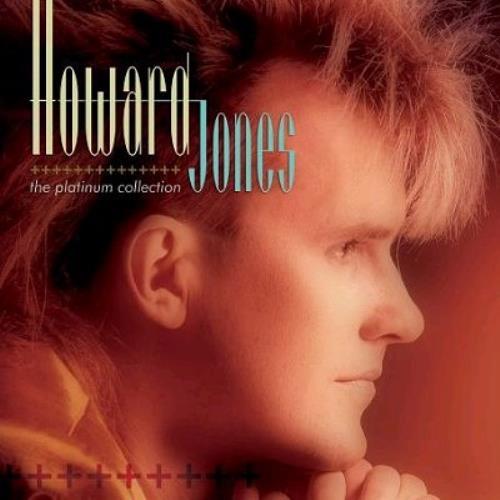 Howard Jones The Platinum Collection CD album (CDLP) UK HOWCDTH354081