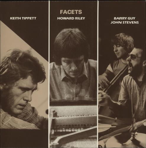 Howard Riley Facets Vinyl Box Set UK HF0VXFA705629