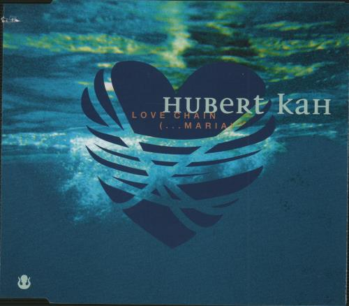 "Hubert Kah Love Chain CD single (CD5 / 5"") German HUBC5LO124969"